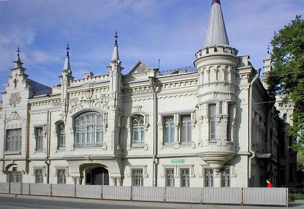 Литературный музей Г. Тукая в доме Шамиля, Старо-Татарская слобода в Казани