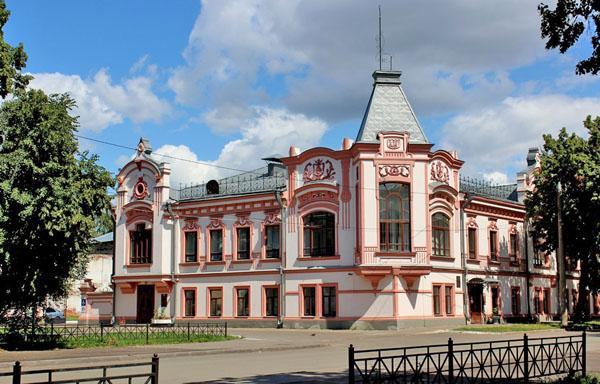 Дом Юнусова в Старо-Татарской слободе в Казани
