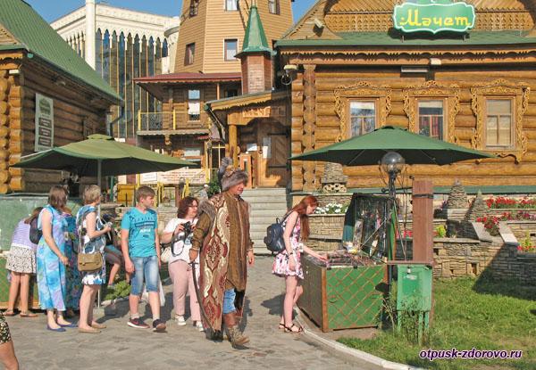 Аниматоры в ресторанно-развлекательный комплексе Туган Авылым, Казань