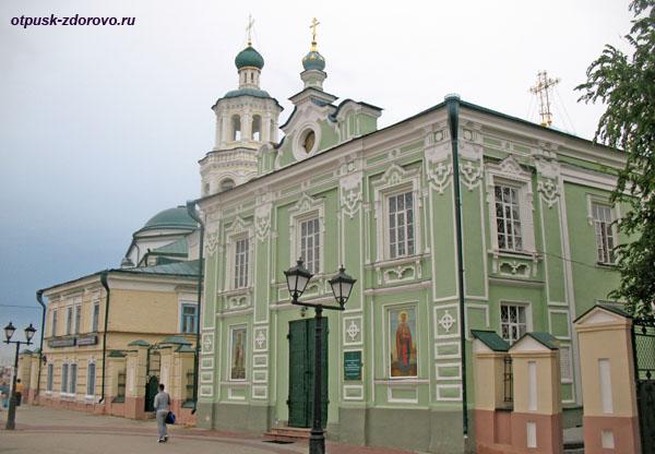 Никольский кафедральный собор, на улице Баумана, Казань