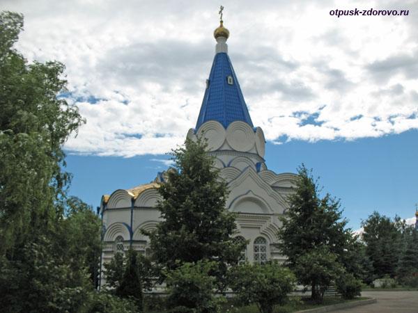 Владимирская церковь Зилантова монастыря, Казань