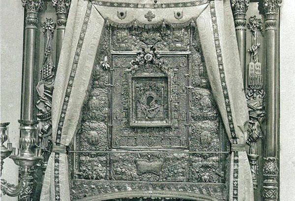Чудотворный Образ Казанской иконы Божией Матери