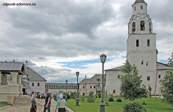 Никольская церковь, Свияжский Богородице-Успенский монастырь
