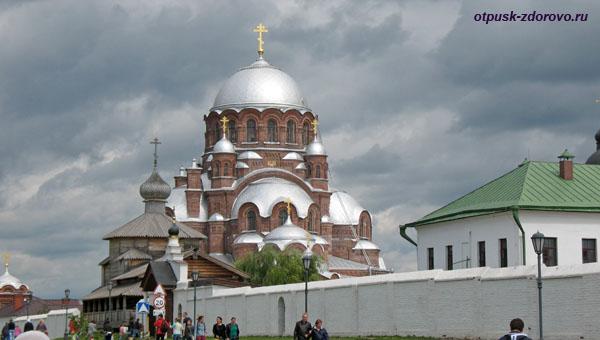 Собор Божьей Матери Всех Скорбящих Радость, Свияжск
