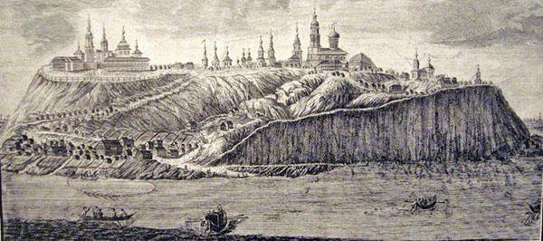 Остров-Град Свияжск до революции
