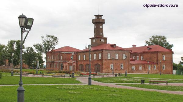 Пожарная каланча, Свияжск
