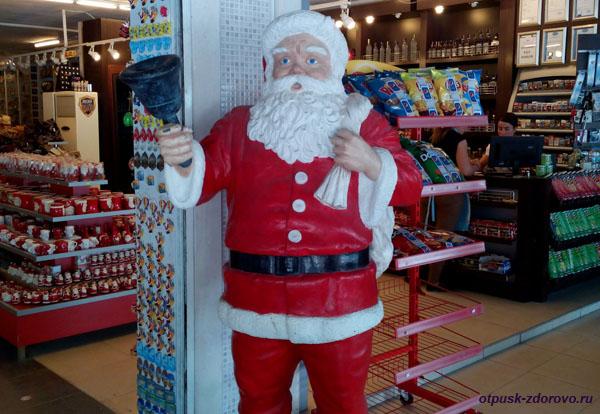 Санта Клаус в Демре, Турция