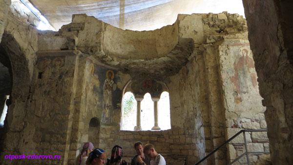 Церковь святого Николая Чудотворца в Демре, Турция