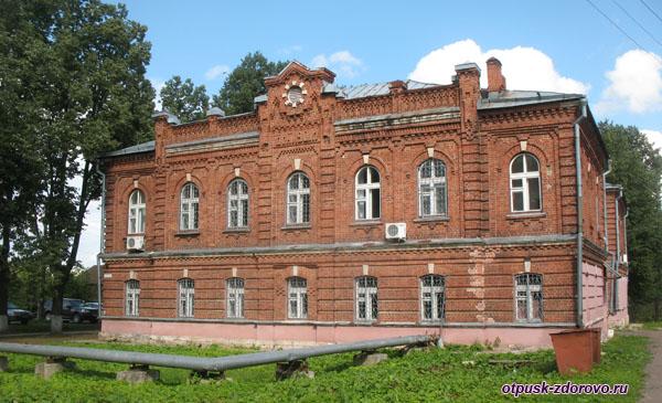 Задание Мирового Судьи, достопримечательности Калязина, Тверская область