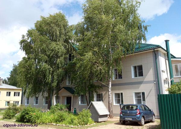 Гостевой Двор в Василево, Калязинский район, Тверская область