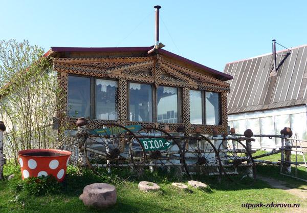 Ольгин Хутор в Вороново, Тверская область, между Селигером и истоком Волги