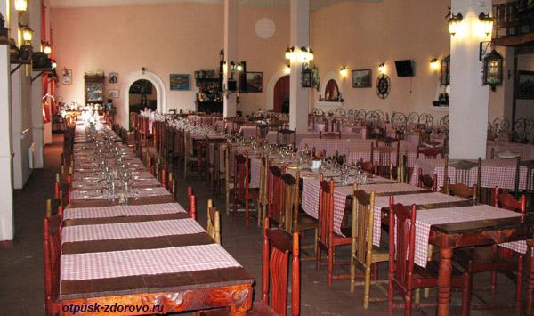 Село Медное и итальянская ферма в Тверской области, ресторан, дегустационный зал
