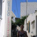 10 день. Остров Патмос, Греция. Неужели мы здесь? Первые знакомства.