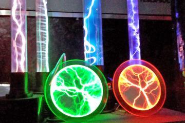 Музей тесла в Адлере в Олимпийском Парке