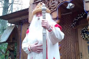 Беловежская Пуща. Резиденция Деда Мороза