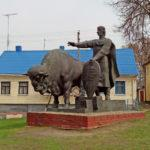 Город Каменец в Брестской области. История и современность