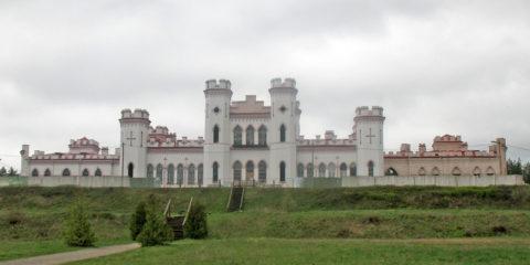 Коссовский замок - Дворец Пусловских в Беларуси