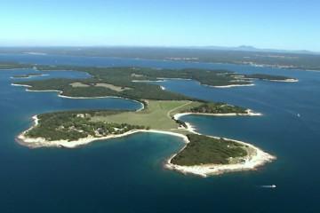 Национальный парк Хорватии — великолепный остров Бриони