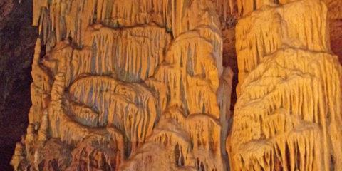 Пещера Капсия (Kapsia), Пелопоннес