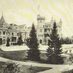 История замка и усадьбы графа Владимира Храповицкого