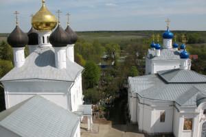 Храмовый комплекс в Завидово