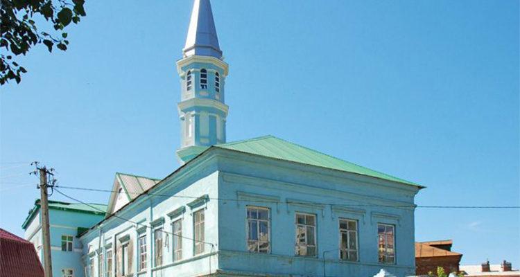 Голубая мечеть, Казань