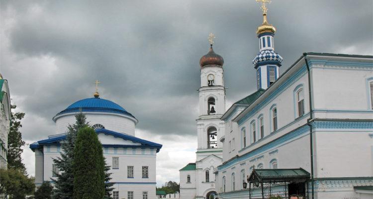 Раифский монастырь, Казань