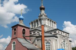монастырь Семиозерка, Казань