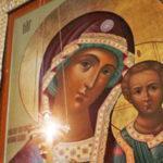 Обретение иконы Казанской Божьей Матери в Казани