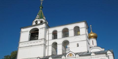 Ипатьевский монастырь, Кострома
