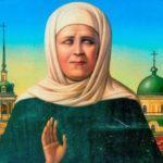 Святая Матрона Московская: молитва Матронушке о помощи