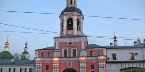 Свято-Даниловский монастырь в Москве