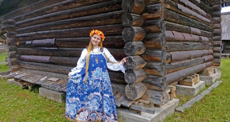 Мышкинский народный музей под открытым небом