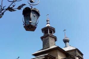 Покров Боровска - храм Покрова на Высоком