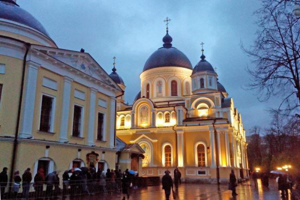женский монастырь матроны московской году российская