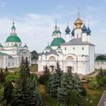 Ростов Великий: Спасо-Яковлевский мужской монастырь
