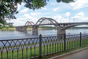 Город Рыбинск, достопримечательности