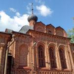 Старообрядческая церковь Покрова в подмосковном Серпухове