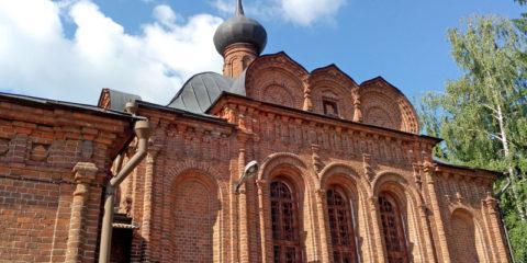 Церковь Покрова Пресвятой Богородицы (старообрядческая), Серпухов