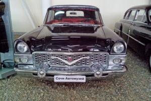 Музей ретро автомобилей, Сочи