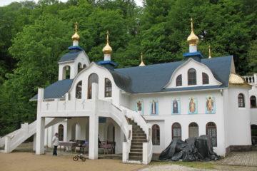 Троице-Георгиевский женский монастырь, Сочи
