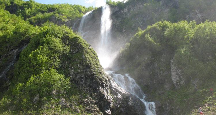 Водопады Сочи, Адлера, Красной Поляны
