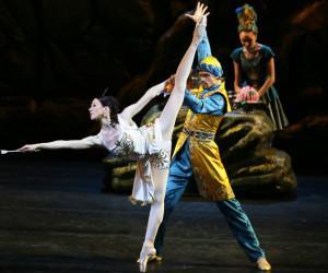 Мариинский театр в Санкт-Петербурге