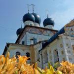 Город Тутаев или Романов-Борисоглебск, разделённый Волгой