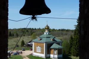Ольгин монастырь в Волговерховье Тверской области