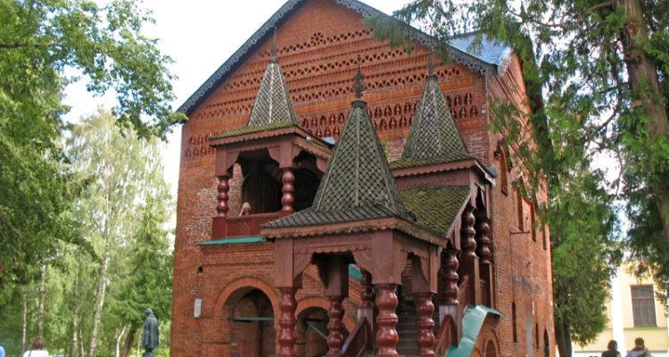 Угличский Кремль и церковь Димитрия-на-Крови, Углич