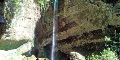 Водопад Пасть Дракона (Глубокий Яр), Сочи (Адлер)