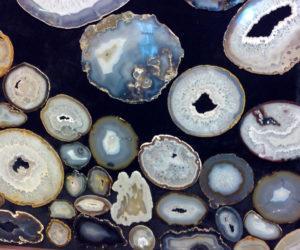 Выставка камней в Серпуховском музее под Москвой