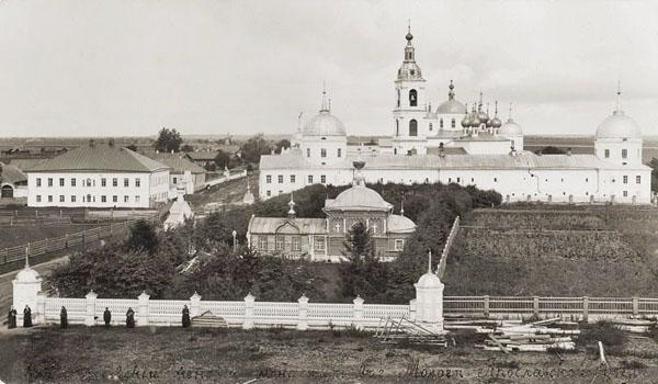 Афанасьевский монастырь, Затопленный город Молога