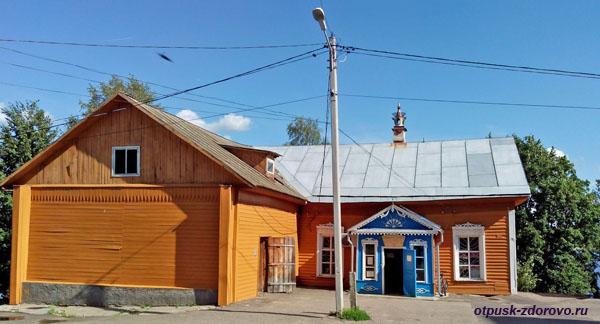 Музей валенок, достопримечательности Мышкина